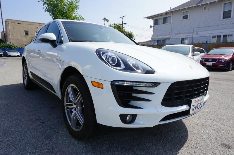 Porsche Macan 2016 price $44,900