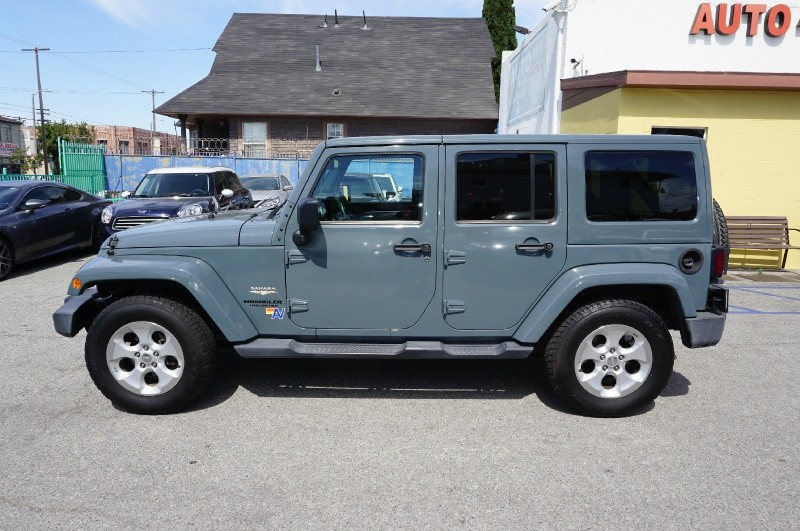 Jeep Wrangler Unlimited 2014 price $26,900