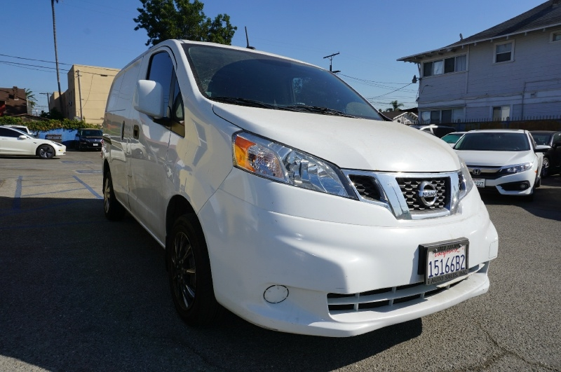 Nissan NV200 2015 price $15,900