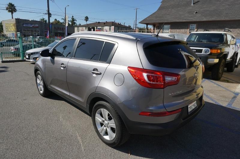 Kia Sportage 2012 price $6,900