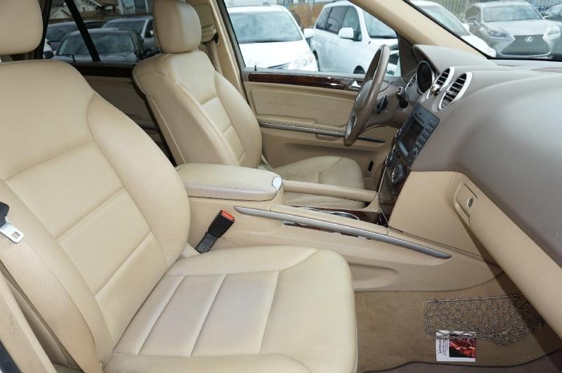 Mercedes-Benz M-Class 2011 price $10,900