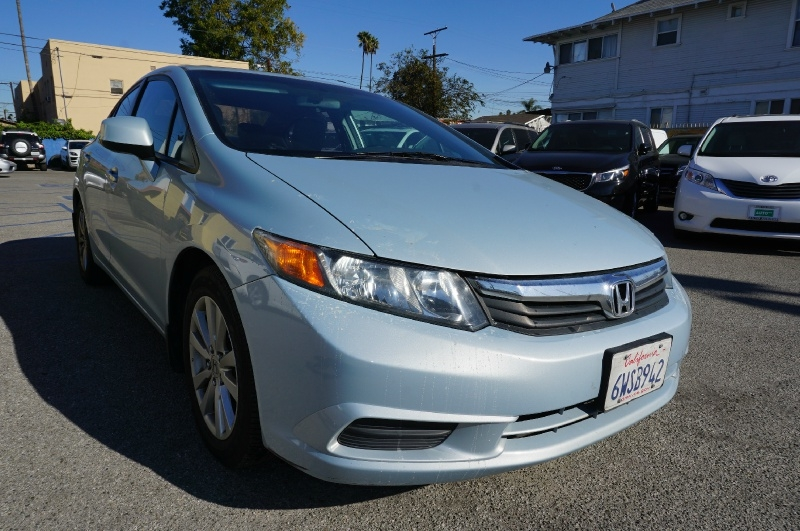 Honda Civic Sedan 2012 price $9,900