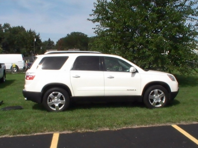 2008 Gmc Acadia Awd 4dr Slt1 Fully Loaded Sun Roof Leather Plus