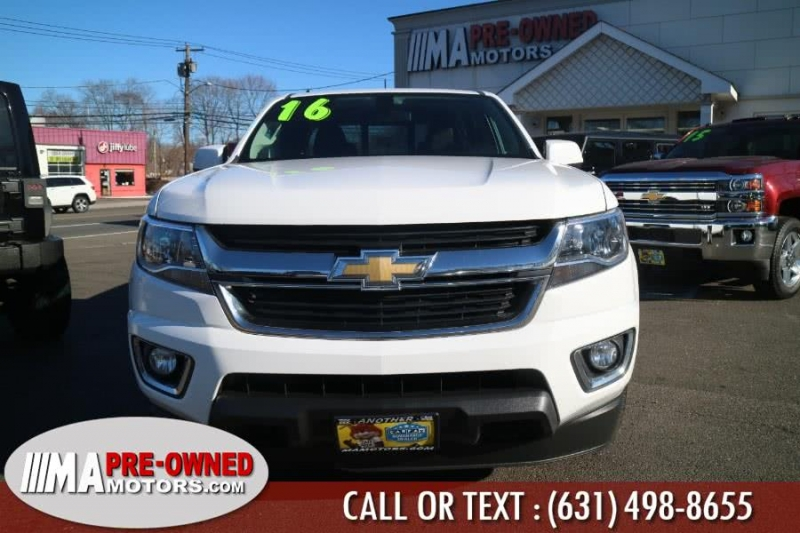 Chevrolet Colorado 2016 price $23,995