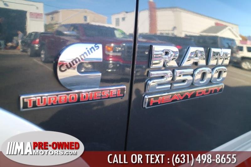 Ram 2500 DIESEL 2014 price $44,895