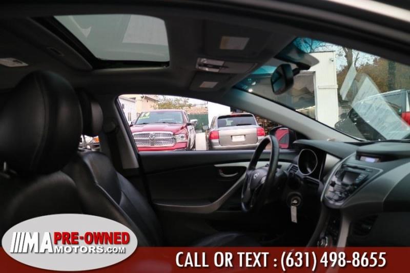 Hyundai Elantra 2013 price $8,695