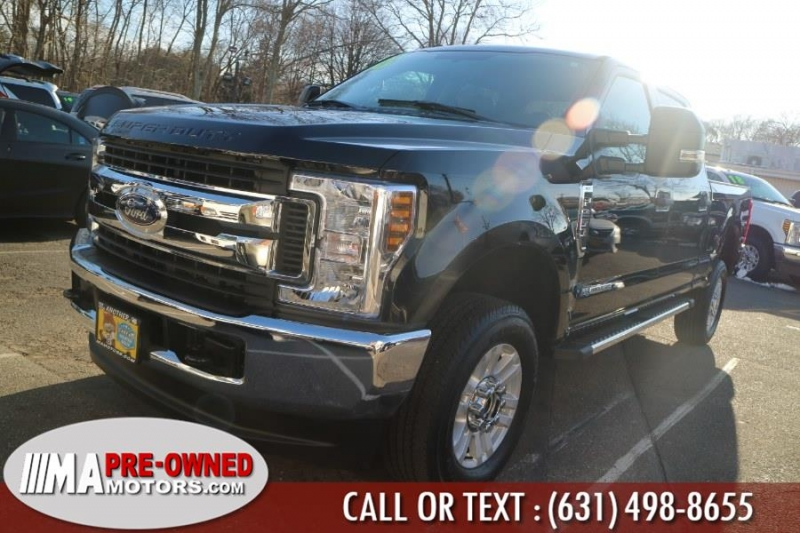 Ford Super Duty F-250 diesel 2018 price $43,995