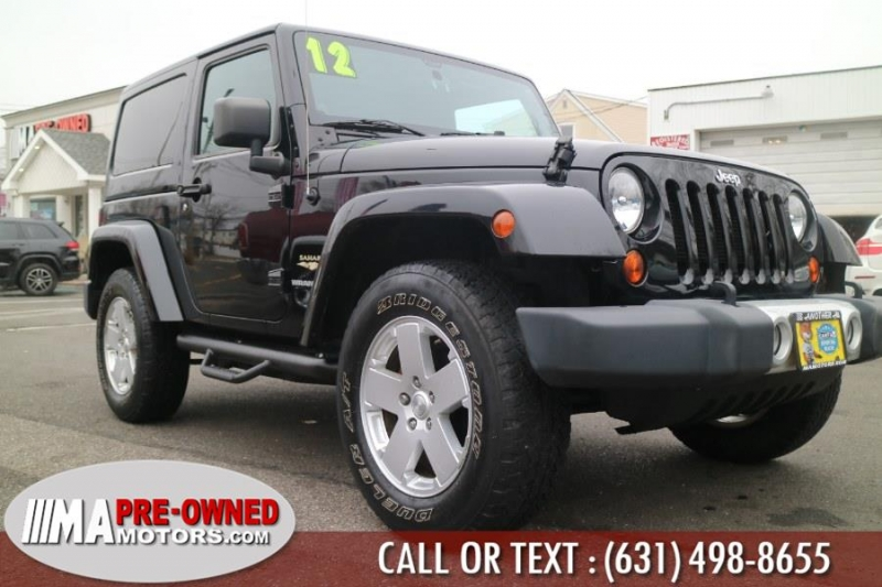 Jeep Wrangler 2012 price $19,990