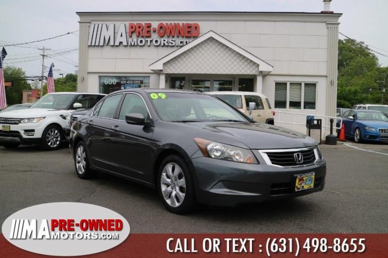 Honda Accord Sdn 2009 price $8,490