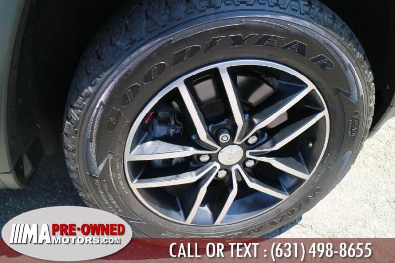 Jeep Grand Cherokee 2017 price $32,962