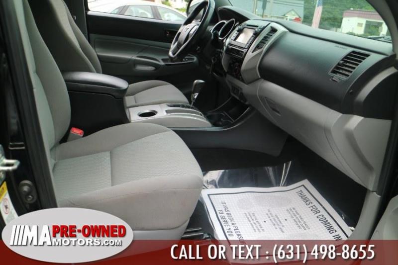 Toyota Tacoma 2013 price $18,885