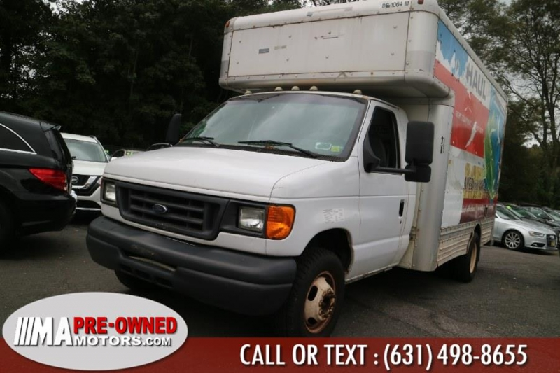 Ford Econoline Commercial Cutaway 2006 price $5,495
