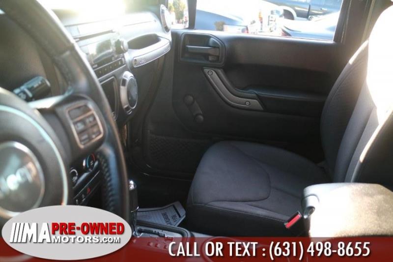 Jeep Wrangler 2013 price $19,495