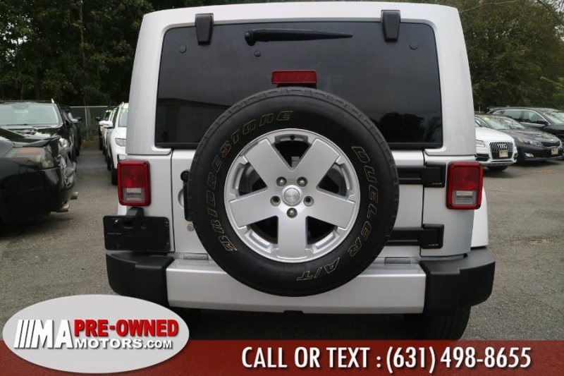 Jeep Wrangler Unlimited 2012 price $21,991