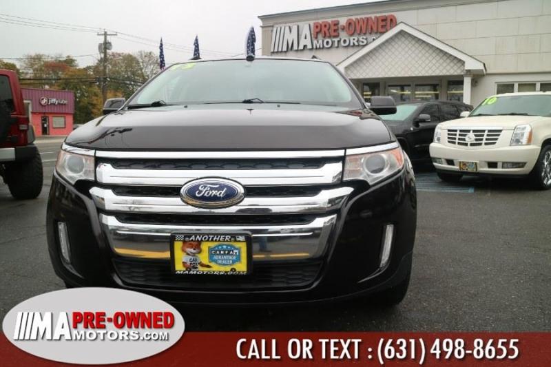 Ford Edge 2013 price $10,595