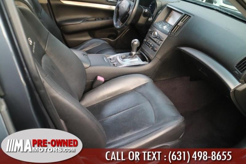 Infiniti G25 Sedan 2012 price $10,991