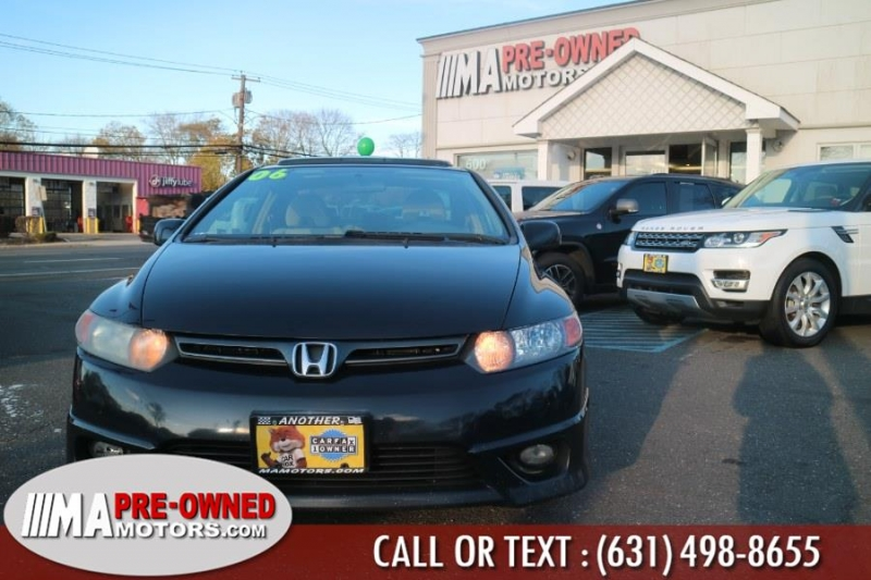 Honda Civic Cpe 2006 price $3,991