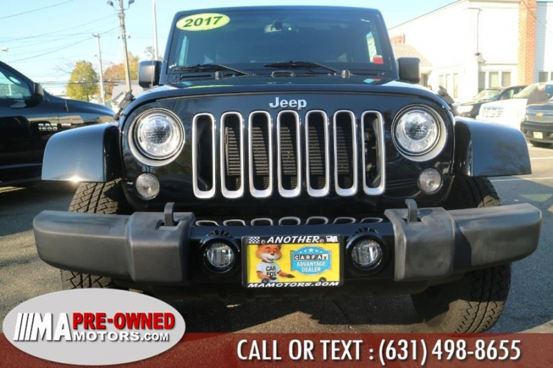 Jeep Wrangler Unlimited 2017 price $28,595