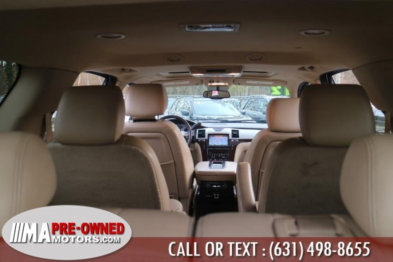 Cadillac Escalade 2012 price $16,895