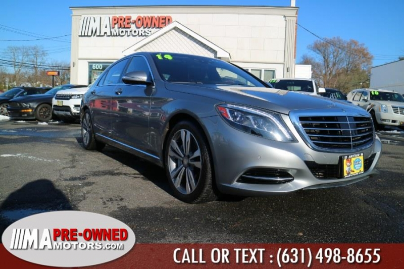Mercedes-Benz S-Class 2014 price $39,995
