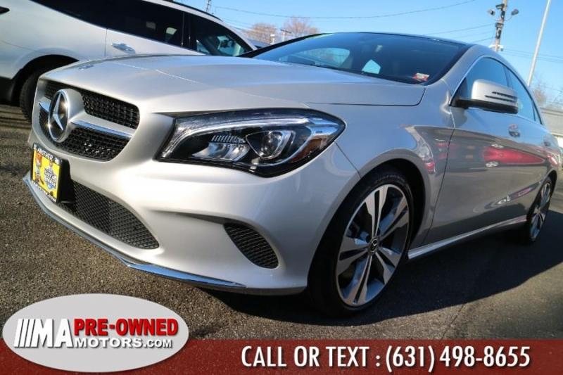 Mercedes-Benz CLA 2019 price $27,991