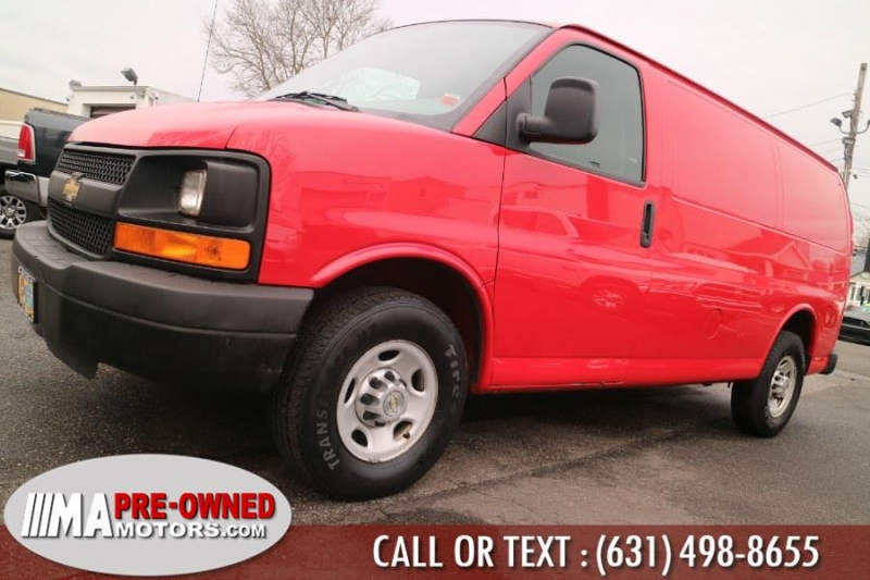 Chevrolet Express Cargo Van 4.8 v8 2013 price $11,495