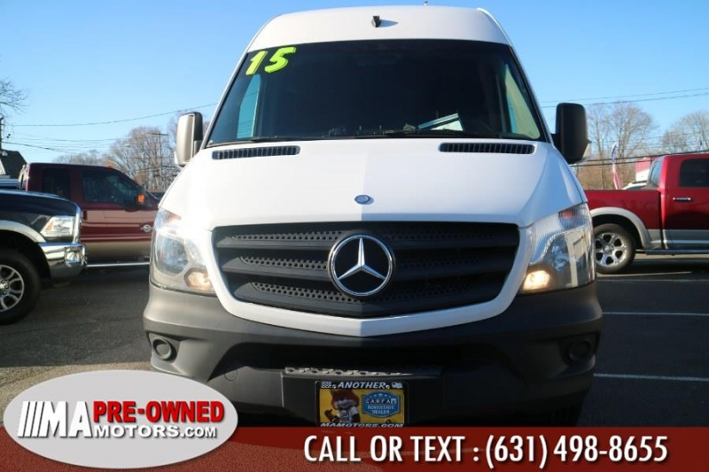 Mercedes-Benz Sprinter Cargo Vans 2015 price $27,995