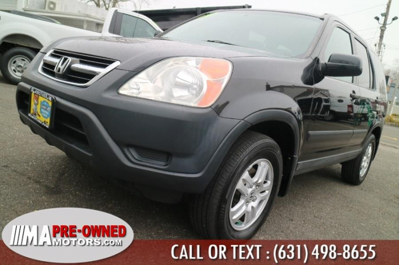 Honda CR-V 2004 price $4,495