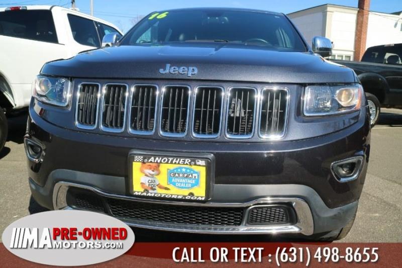 Jeep Grand Cherokee 2016 price $23,495