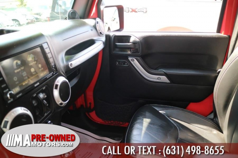 Jeep Wrangler Unlimited 2013 price $26,595