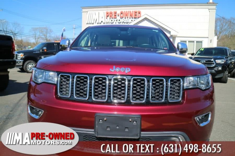 Jeep Grand Cherokee 2017 price $24,595