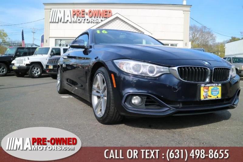 BMW 4 Series 2016 price $16,595