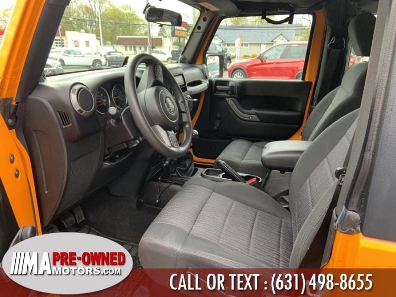 Jeep Wrangler 2012 price $18,995