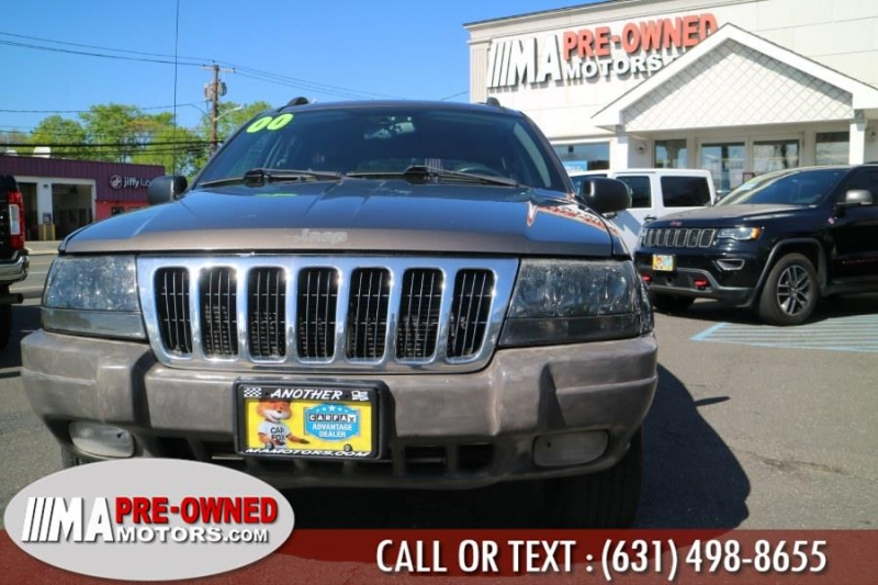 Jeep Grand Cherokee 2000 price $3,490