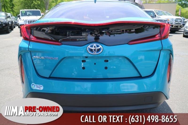 Toyota Prius Prime 2018 price $21,495