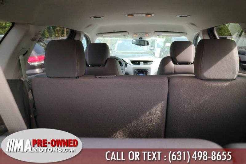 Chevrolet Traverse 2017 price $19,495