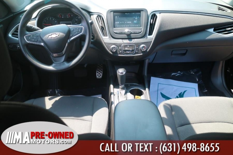 Chevrolet Malibu 2017 price $14,795