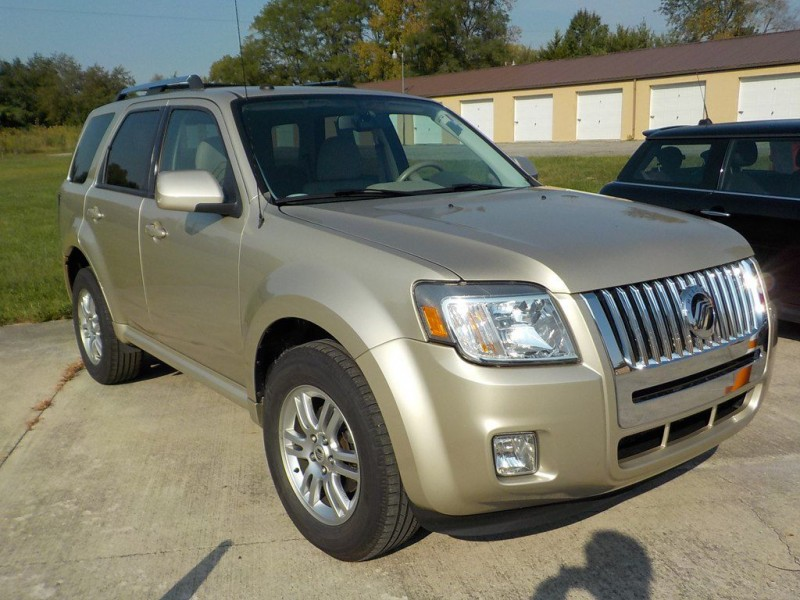 Mercury Mariner 2010 price $6,900