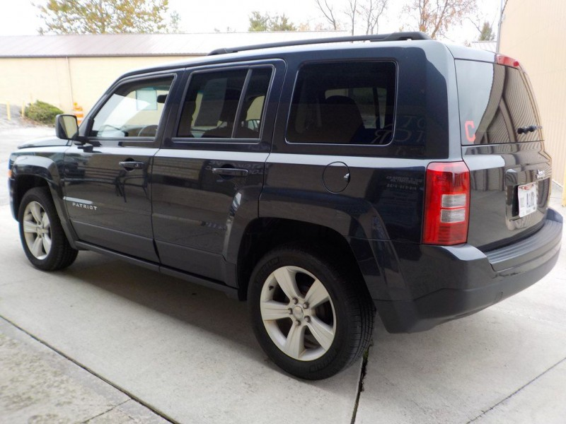 Jeep Patriot 2014 price $8,250