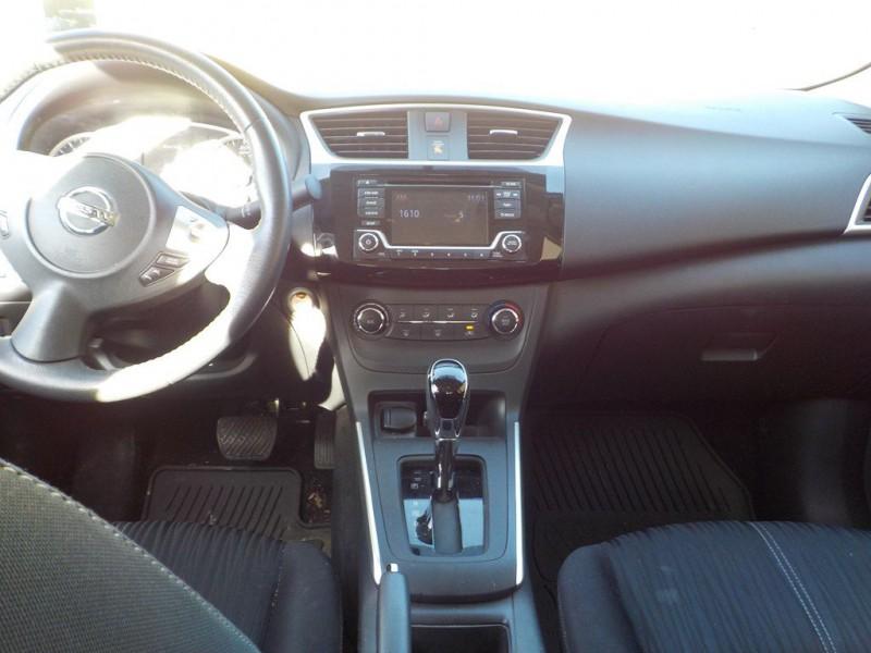 Nissan Sentra 2016 price $9,850