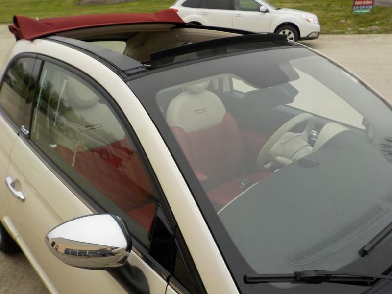Fiat 500 2012 price $7,025