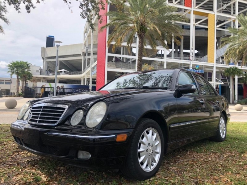 Mercedes-Benz E Class 2001 price Call for Pricing.