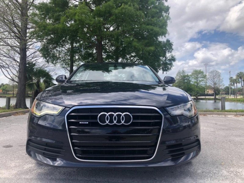 Audi A6 2013 price Call for Pricing.
