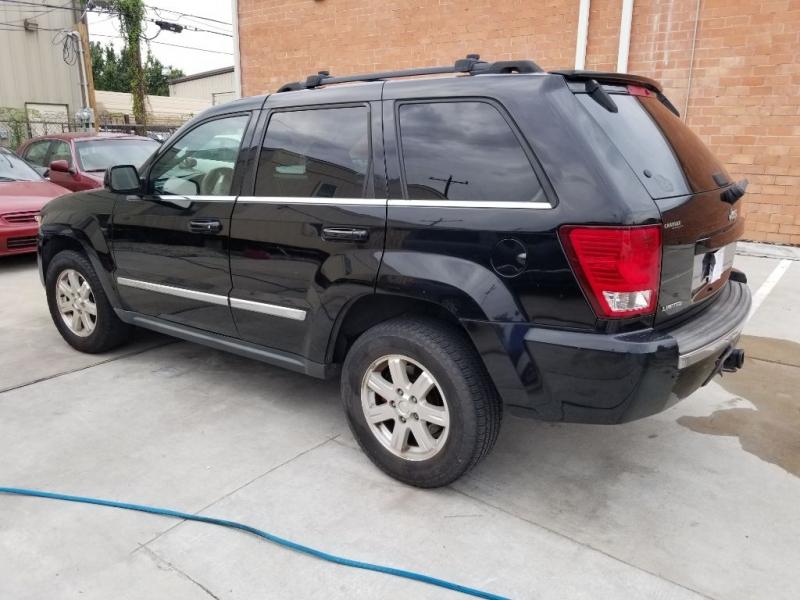 Jeep Grand Cherokee 2008 price $7,500 Cash