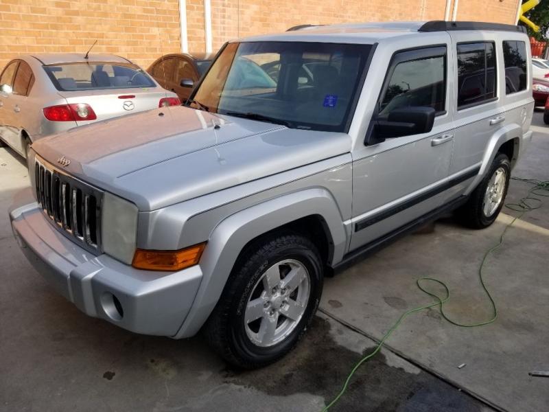 Jeep Commander 2008 price $5,999 Cash