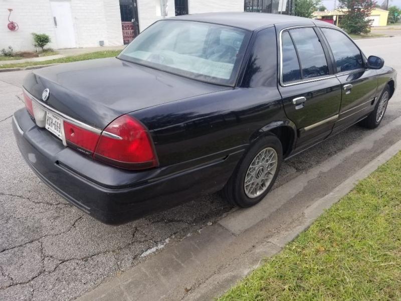 Mercury Grand Marquis 1999 price $1,000 Cash