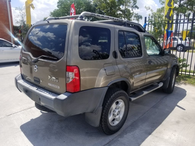 Nissan Xterra 2002 price $2,999 Cash