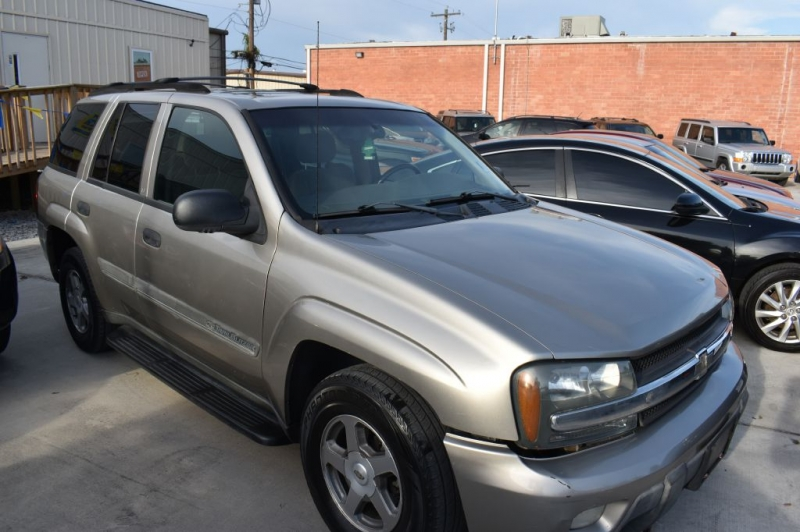 Chevrolet TrailBlazer 2002 price $2,995 Cash