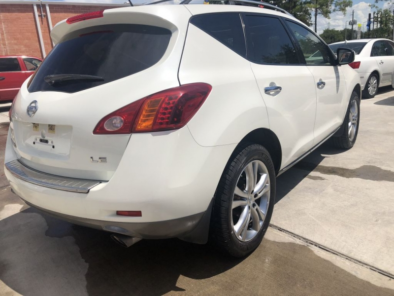 Nissan Murano 2010 price $8,999 Cash