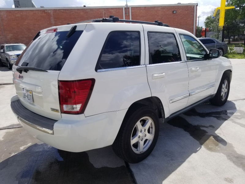 Jeep Grand Cherokee 2007 price $5,995 Cash